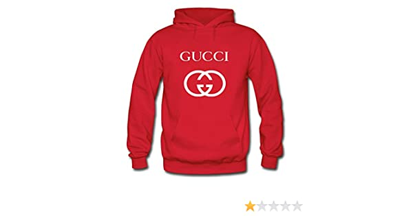 4a561c6794d Gucci Classic Printed For Mens Hoodies Sweatshirts Pullover Tops  Amazon.ca   Clothing   Accessories