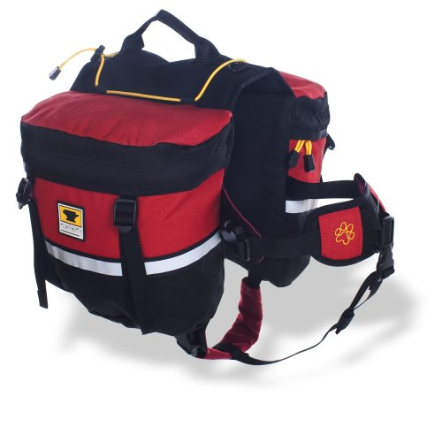 Mountainsmith Dog Pack (Medium, Heritage Red), Outdoor Stuffs