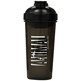 Universal Nutrition Animal Shaker Cup, Black