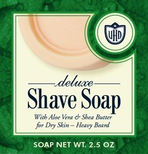 van der Hagen Deluxe Shave Soap - 24 PACK by van der Hagen