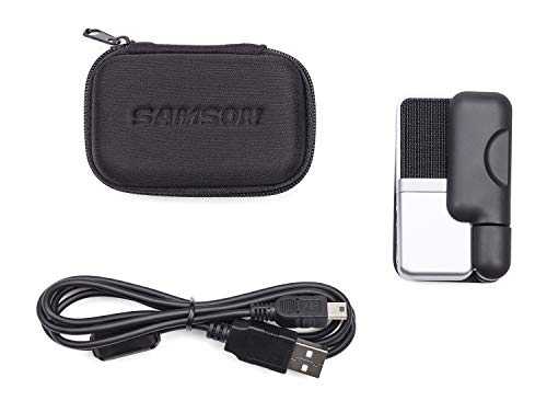 Samson Go Mic Micrófono de condensador portátil USB