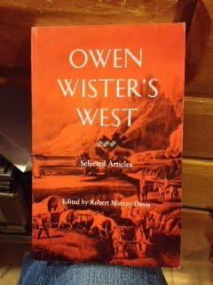 Image for Owen Wister's West: Selected Articles
