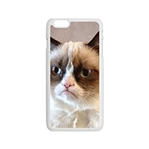 The Cat and the Basket design PU Full Body Case with Stand with Card Slot for iPhone 6 Plus