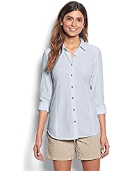 Orvis Florence Long-Sleeved Travel Shirt
