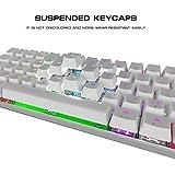 MOTOSPEED 61 Keys Wired/Wireless 3.0 Mechanical