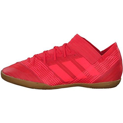 adidas Herren NEMEZIZ Tango 17.3 in Futsalschuhe Rot (Reacor/Redzes/Reacor Reacor/Redzes/Reacor)