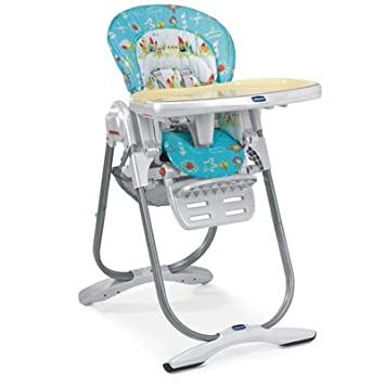 Chicco 61691170000 Hochstuhl Polly Magic Baby Sketching Amazonde