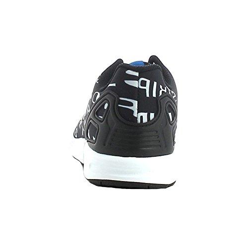 adidas ZX Flux El Infant Sneaker Schwarz