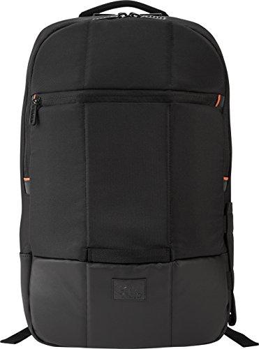 Targus GRID Essential Backpack for 16-Inch Laptops, 27 Liter Capacity, Black (TSB848)