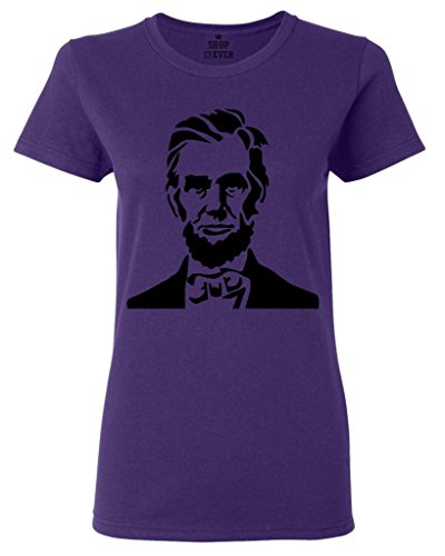 shop4ever-abraham-lincoln-womens-t-shirt-16th-president-shirts-medium-purple0