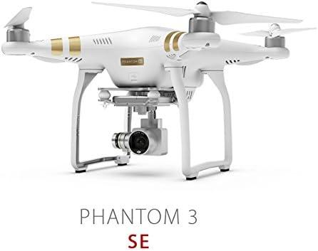 DJI Phantom 3 SE Cámara de vídeo Drone con 4K HD Cámara y Gimbal ...