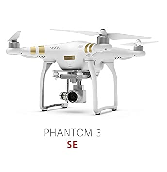 Dji Phantom 3 Se Video Camera Drone With 4k Hd Camera Amazon Co Uk