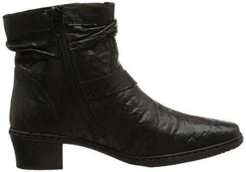 Rieker 74573-00 - Botas Mujer Negro (noir)