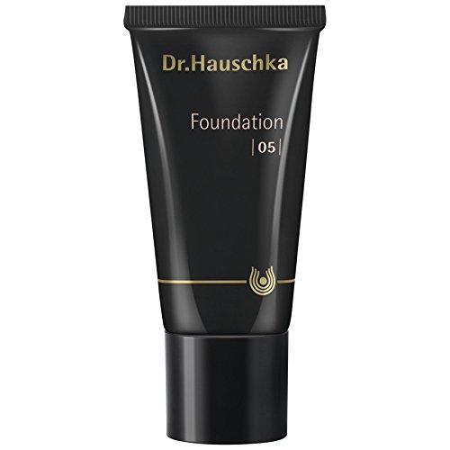 Dr Hauschka Foundation 30ml 05 Intense Nutmeg
