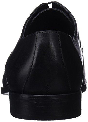 Martinelli Black 1855pym black Noir Derbys Homme Kingsley 1326 n1OxfnAP7