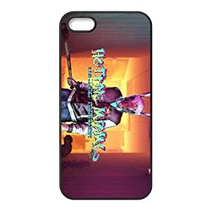 iPhone 5 5s Cell Phone Case Black Hotline Miami 2 Wrong Number 9 P2C6YC