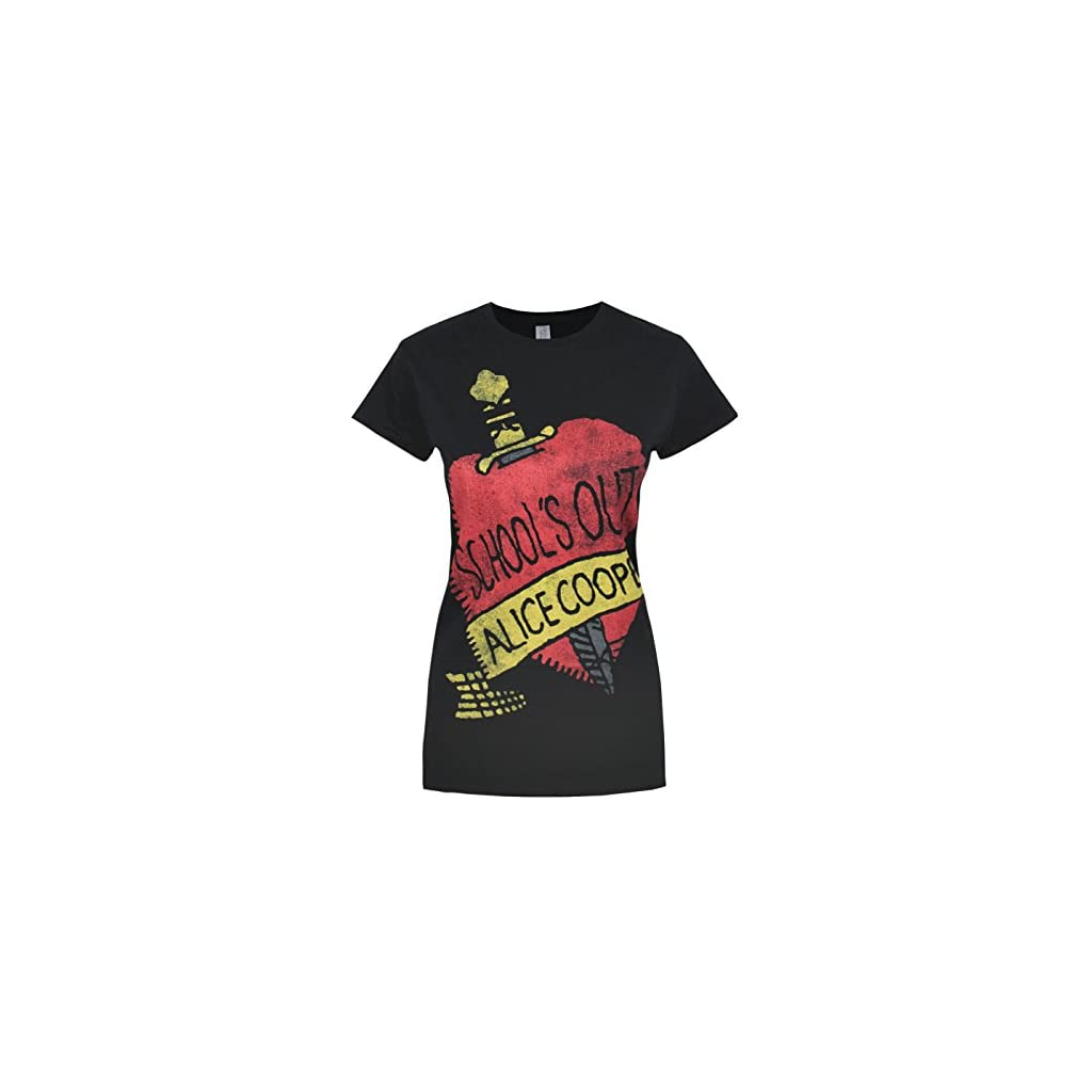 Camiseta Official – Alice Cooper