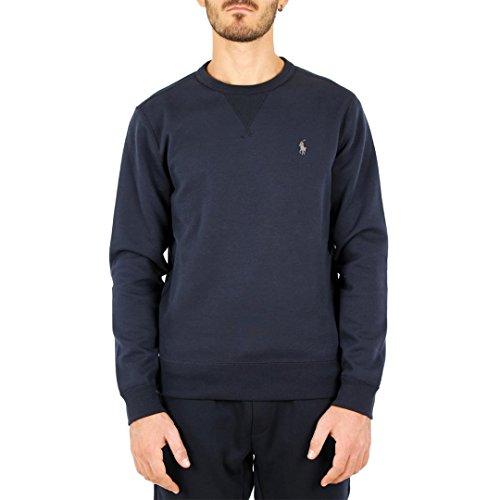 Polo Ralph Lauren Double Knit Tech-LSL-KNT Jersey, Azul (Navy 004 ...