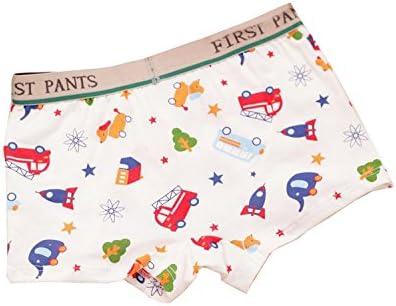 JT-Amigo Boys Boxer Briefs Underwear Pack of 4