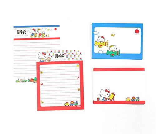 - Hello Kitty Letter Set: Tulips