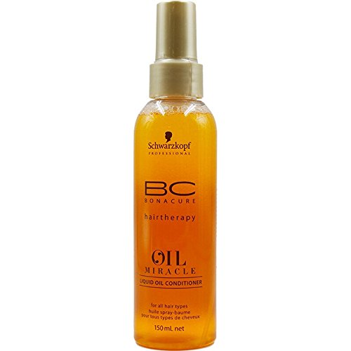 Schwarzkopf Bonacure Miracle Liquid Oil Spray Conditioner, 1er Pack (1 x 150 ml)