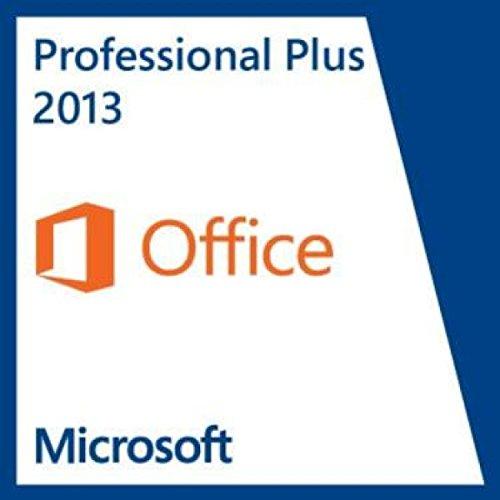 Microsoft Office Professional plus 2013 OEM Key - Original Lizenz Vollversion - NEU