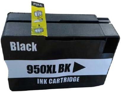 Gene risches cartucho de tinta compatibles como repuesto para HP 950 X L BK (1 x Negro, 1er de Pack): Amazon.es: Oficina y papelería