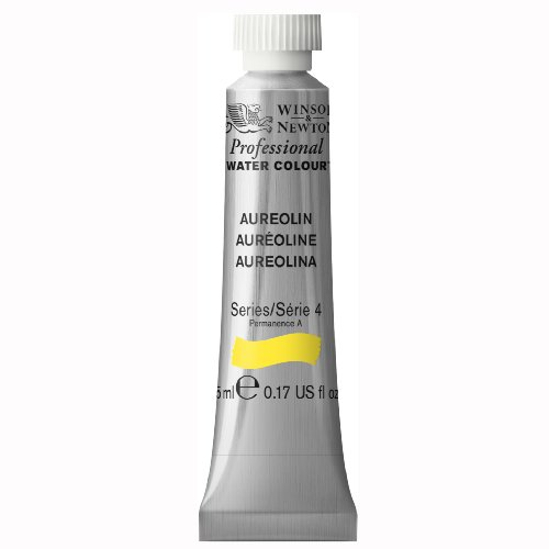 Winsor Newton Professional Water Aureolin