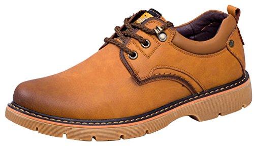 Salabobo - Botas hombre amarillo
