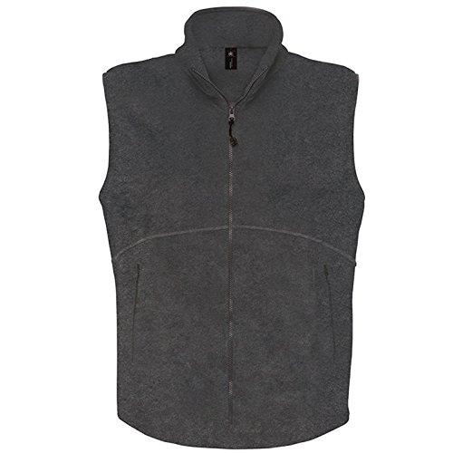 B&C Collection - Chaqueta - para hombre gris oscuro