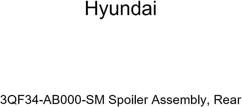 Genuine Hyundai 3XF34-AB200-S2R Spoiler Assembly Rear