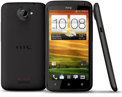 HTC One X 32GB Unlocked GSM Phone with Android OS, Audio Beats, 8MP Camera, GPS, Free 8GB SD, screen protector, case+ other by HTC