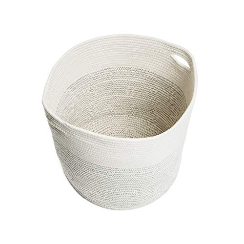 18 Toy Rope - Cotton Rope Basket | Extra Large 18