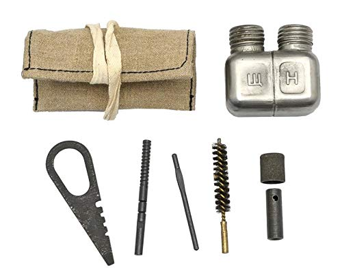 Russian Mosin Nagant Maintenance Kit (Square Double, used for sale  Delivered anywhere in USA