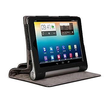 Para Lenovo Yoga tablet 8 B6000 PU Funda de piel con atril ...