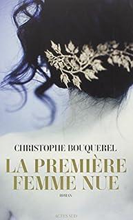 La première femme nue, Bouquerel, Christophe