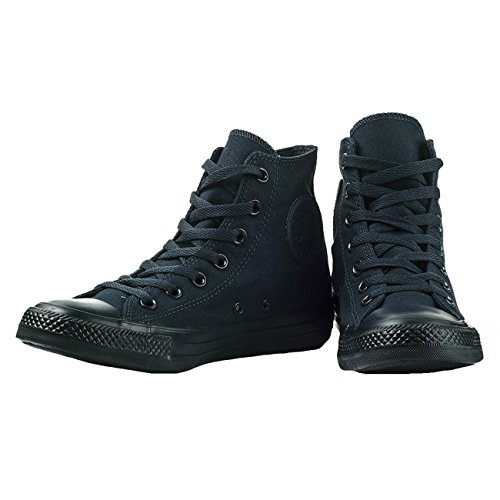 Mixte Baskets Taylor Converse All Nero Adulte Star Chuck Mode Core Hi 8waqfxY