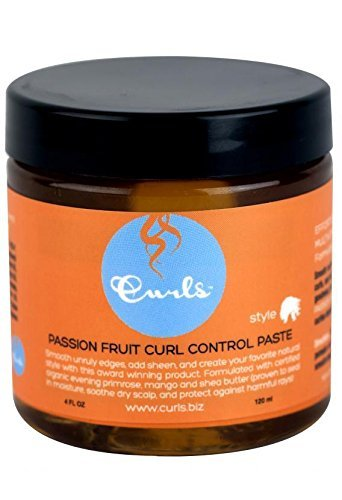 Curls Passion Fruit Control Paste (Pack of 2) by Curls Chunkaew