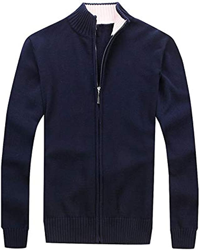 Męskie Cardigan Jacke Sweater Herbst und Winter Zwei Farben M bis 3XL Classic Casual Style: Odzież