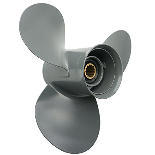 - YOUNG MARINE OEM Grade Aluminum Outboard Propeller for HONDA Engines (35-60HP 11 1/2
