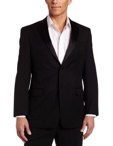 Tommy Hilfiger Mens Side Tuxedo