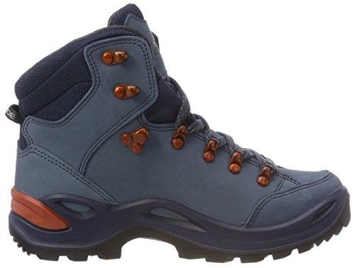Lowa 20 G blu Escursionismo Alti Gtx Renegade Multicolore H rame Ws Da 6131 Donna Mid Stivali RAwrUqHRn