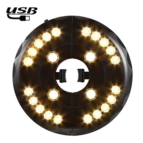 24 Led Circular Camping Light