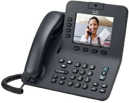 Cisco CP-8941-K9 Unified 8941 IP Phone Renewed