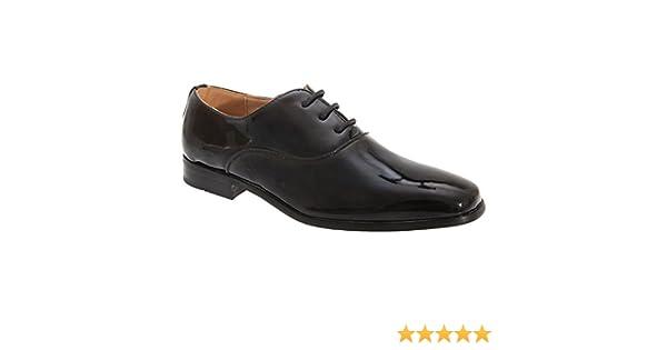 Goor - Zapatos de Charol Modelo Oxford niños- Boda/Fiesta/Comunión: Amazon.es: Zapatos y complementos