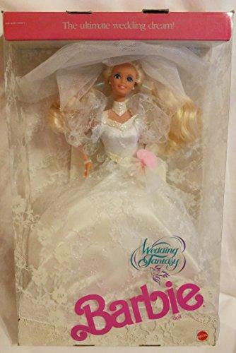 1989 Wedding Fantasy Barbie