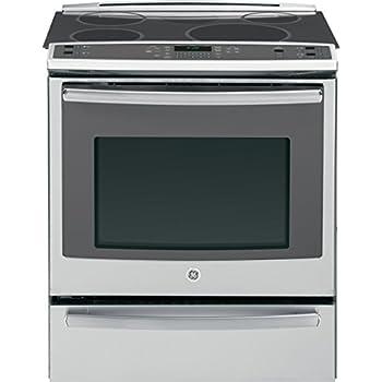 Amazon.com: GE Profile PHS920SFSS - Cocina de 30 pulgadas ...