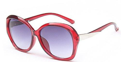 En Nueva Con De Gafas Grande América Marco Y Las Europa Sol Moda Mujer rXqXFRwf