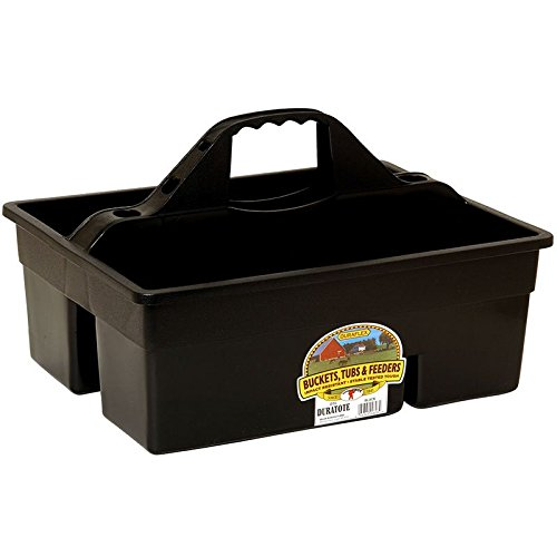 Little Giant Black DuraTote Tote Box