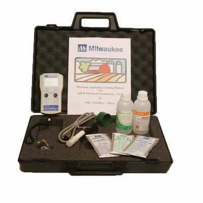 Milwaukee Instruments AG900 Ph/EC/TDS Meter Kit